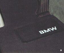 BMW E38 7-Series Genuine Carpeted Floor Mat Set, Mats NEW 740iL 750iL 1995-2001