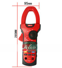 1000A Digital Clamp Meter Uni-T UT209A AC/DC Volt Amp Ohm Hz Temp Tester *NEW