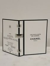 Coromandel by Chanel Les Exclusifs- EDP: 1.5ml Official Carded Sample Atomiser