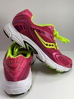 Saucony Apex 2 15140-6 Size 11 Pink Running Training Athletic Shoes For Women