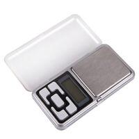 Portable 500g x 0.1g Mini Digital Scale Jewelry Pocket Balance Weight Gram