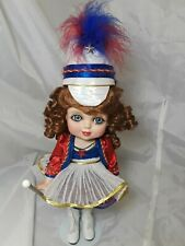 "Porcelain Doll Marie Osmond Adora Belle Parade Belle Doll 13"" Tall"