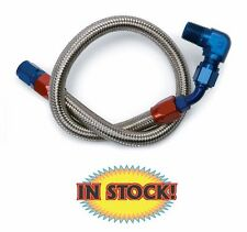 Edelbrock 8124 - Stainless Fuel Hose Kit AMC, BB Chevy, SB/BB Ford & Pontiac