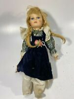 """The Broadway Collection """"I Love You""""  Bisques Porcelain 16"""" - BROKEN RIGHT FOOT!"""