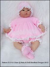 Baby Baby Dolls Accessories Crocheting & Knitting Patterns