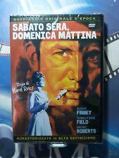 SABATO SERA, DOMENICA MATTINA  DVD*A&R* DRAMMATICO
