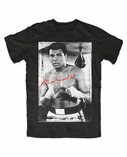 Muhammad Ali Gym Premium T-Shirt King of the Ring ,Boxing ,Rumble in the Jungle