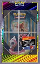 🌈Pokebox : Léviator EX + 4 Boosters - Pokemon Neuf