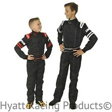 Simpson Youth Legend II Auto Racing Suit SFI 1 - All Sizes & Colors