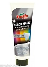 Turtle Wax Color Magic Colour Enriched Scratch Remover [FG6898] Sliver 150 ml