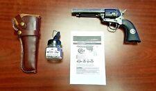 Manufacturer Refurbished Colt Ranger SGL Air Gun Pistol Kit. 1500ct BBs, Holster