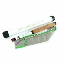 Mini Tenkara Fly Fishing Rod 12FT/360CM 6:4 Action 15Sec Telescoping Rod