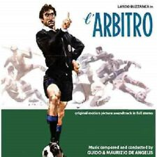 Guido & Maurizio De Angelis - L'Arbitro - Digitmovies - CD