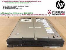 HP BL685c G7 4x Heatsinks P410i/1GB FBWC 2SFF iLO3 CTO Blade Server