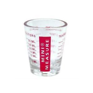 Mini Measure Plastic Shot Glass Kitchen Tool