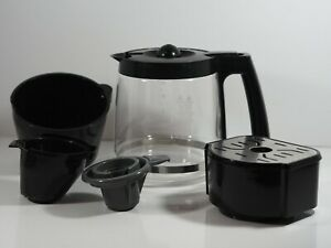 Hamilton Beach Coffee Pot Carafe 12 Cup for Flex Brew + Bonus Additional Parts