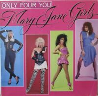 MARY JANE GIRLS - Only Four You ~ VINYL LP