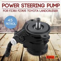 Power Steering Pump For FZJ80 FZJ105 Toyota Landcruiser 4.5L 80 Series 92-02 New