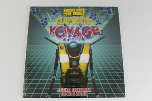 Borderlands The Pre-Sequel Claptastic Voyage Original Soundtrack Vinyl Record