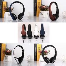 Best On Ear Wireless Bluetooth Headphones Earbus USB Earphones for Running Sport