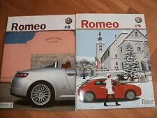 2 magazines Romeo Numeros 8/9
