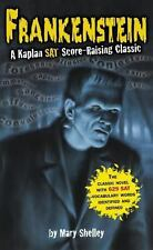 Frankenstein by Mary Shelley (2004, Paperback) Kaplan SAT Score-Raising Classic