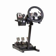* Refurbished * The Ultimate Gaming Wheel Stand for gaming systems