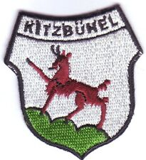 Kitzbühel Österreich Aufbügler,Aufnäher,Patch ,Austria, coat of Arms