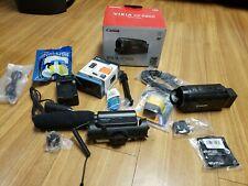 New ListingCanon Vixia Hf r800 hd camcorder bundle with accessories