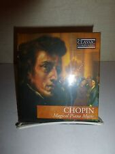 Classic Composers, Chopin-Magical Piano Music, Early Romantic 5,New Sealed 147