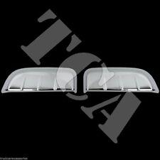 For NISSAN Pathfinder 2004-2012 Chrome 2 REAR BACK Passenger Door Handle Covers