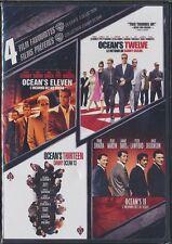 Ocean's Collection: Four Film Favorites (DVD, 2009, 2-Disc Set, Canadian)
