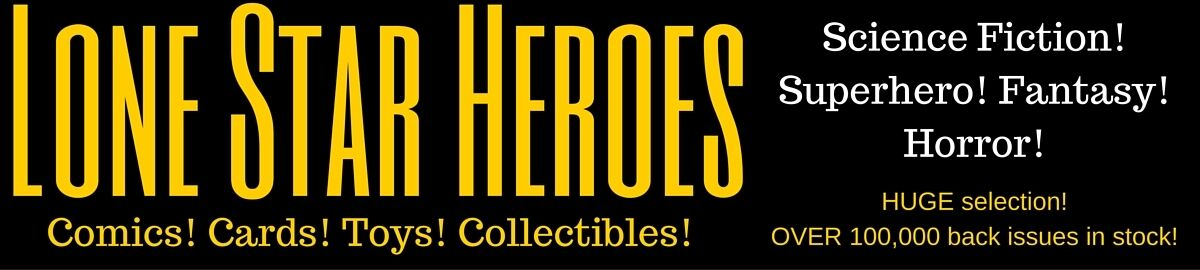 LONE STAR HEROES COMICS