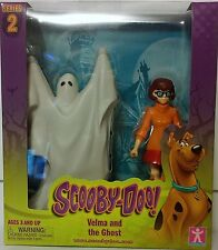 Scooby Doo, Series 2 Velma and the Ghost Action Figures