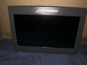 "Life Fitness 17"" LCD Attachable TV LCD-0201-07 (LCH) Grey"