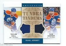 2014/15 Artifacts - Tundra Tandems - Taylor Hall & Sam Gagner