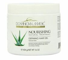 Dominican Magic Nourishing Defining Hair Gel 454 g / 16 oz Natural Hold NEW!