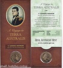 """2014 $1 A Voyage to Terra Australis """"C"""" Mintmark Coin Gallery Press"""