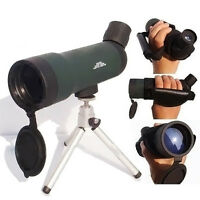 Night Vision HD Spotting Scope 20 X 50 Power Monoculars Telescopes With Tripod