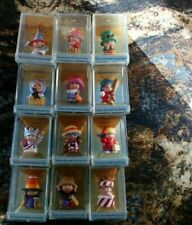 Hallmark Merry Miniatures 2000 Happy Hatters Complete Collection Of 12