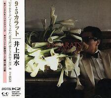 YOSUI INOUE - 9.5 CARAT NEW CD