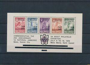 LO28692 Philippines philatelic exhibition good sheet MNH