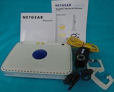 NetGear RangeMax Wireless-N 150 Router WPN824N, 108/150 Mbps