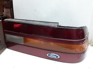 89 1989 Ford Probe right passenger side tail light assembly OEM