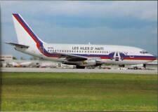 (wl6) Airplane Postcard: Halisa Air, Boeing 737-2L9