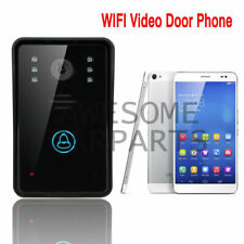 Smart Home Wireless Doorbell Wifi Video Camera Door Phone Intercom Security