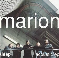 MARION sleep acoustic ep (CD, EP, limited edition, part 1) acoustic, brit pop