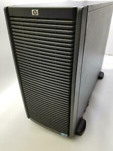 HP ProLiant ML350 G6 Xeon E5620 @ 2.40Ghz 4GB RAM#