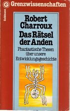 DAS RÄTSEL DER ANDEN - Buch von Robert Charroux - GOLDMANN TB