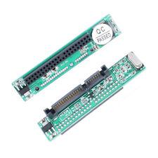 """P81 2,5"""" SATA Festplatte 44 pol IDE HDD SSD zu 22 pin Notebook Konverter Adapter"""
